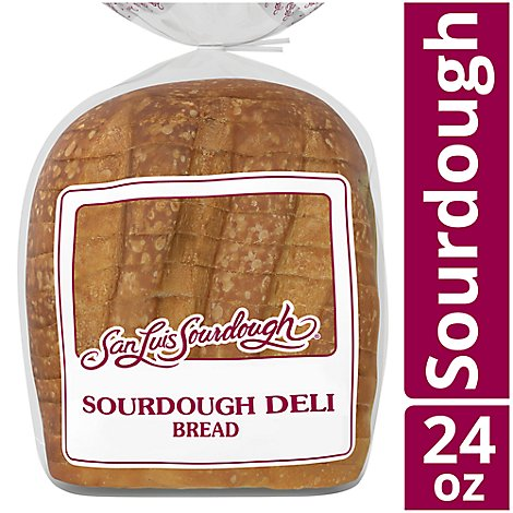 San Luis Sourdough Bread - 24 Oz