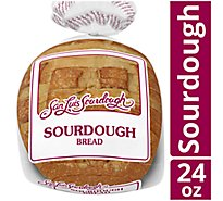 San Luis Sourdough Bread Round - 24 Oz