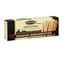 ALESSI Breadsticks Sesame - 4.4 Oz