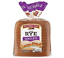Pepperidge Farm Bread Jewish Rye Seedless - 16 Oz