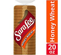 Sara Lee Bread Honey Wheat - 20 Oz