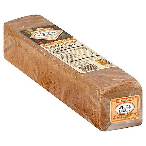 Rubschlager Bread Cocktail Whole Grain - 1 Lb