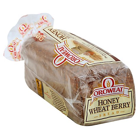 Oroweat Bread Honey Wheatberry - 24 Oz