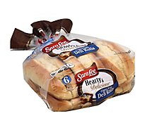 Ball Park Rolls Deli Tailgaters - 15 Oz