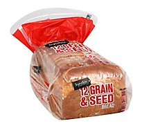 Signature SELECT Bread 12 Grain - 24 Oz