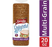 Sara Lee Delightful Bread Healthy Multi Grain - 20 Oz