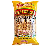 Martins Stuffing Potatobred Soft Cubed - 12 Oz
