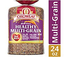 Oroweat Whole Grains Bread Healthy Multi Grain - 24 Oz