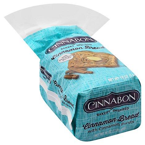 Cinnabon Cinnamon Bread 16 Oz Jewel Osco