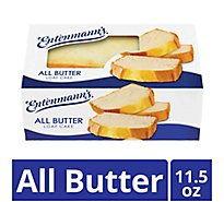 Entenmanns Loaf Cake All Butter - 11.5 Oz