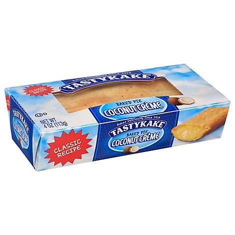 Tastykake Pie Coconut Creme - 4 Oz