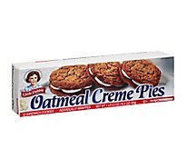 Little Debbie Creme Pies Oatmeal - 12 Count