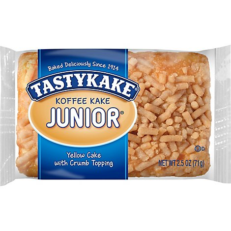 Tastykake Koffee Kake Junior - 2.5 Oz
