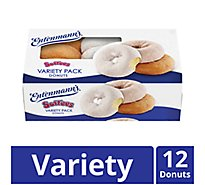 Entenmanns Softees Donuts Variety Pack - 12 Count