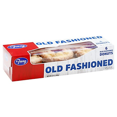 Franz Donuts Old Fashion - 12 Oz
