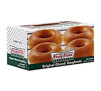 Krispy Kreme Doughnut Original Glazed 6 Count - 9.4 Oz