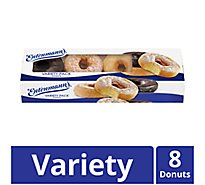 Entenmanns Donuts Variety Pack - 8 Count