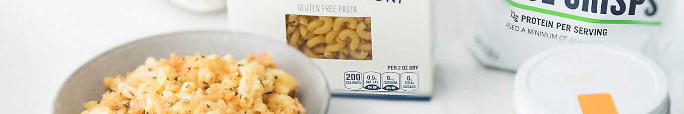 Gluten Free Mac n Cheese