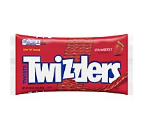 Twizzlers Candy Twists Strawberry - 16 Oz