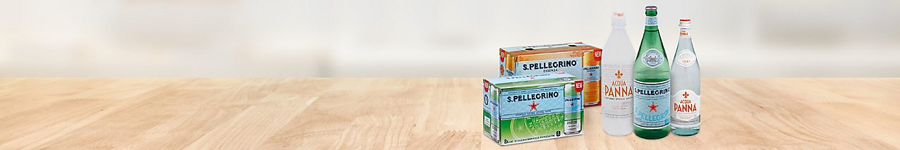 Choose from select Nestlé sparkling water products