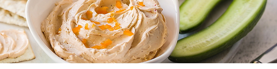 Whipped Cream Cheese Firecracker Dip