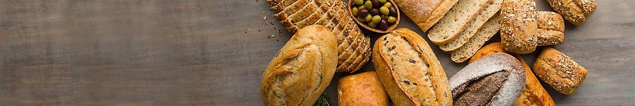 Sandwich rolls montage