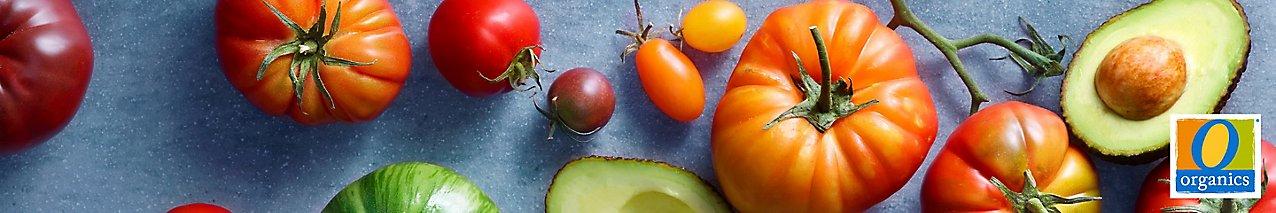 vegetable montage