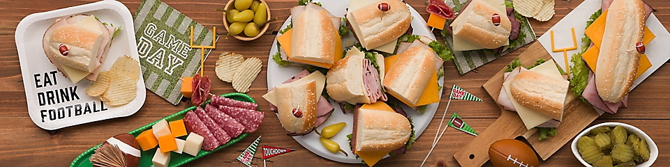 Game Day, Deli-Style