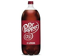 Dr Pepper Soda - 2 Liter