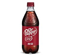 Dr Pepper Soda - 20 Fl. Oz.