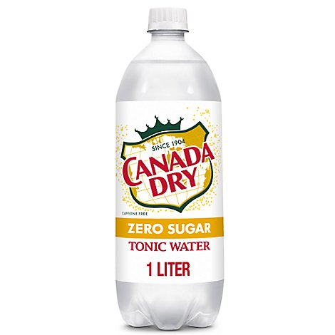 Canada Dry Tonic Water Diet - 33.8 Fl. Oz.
