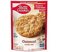 Betty Crocker Cookie Mix Oatmeal - 17.5 Oz
