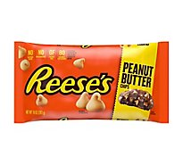 Reeses Baking Chips Peanut Butter Wrapper - 10 Oz