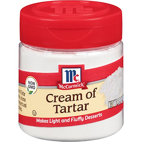 McCormick Cream Of Tartar - 1.5 Oz
