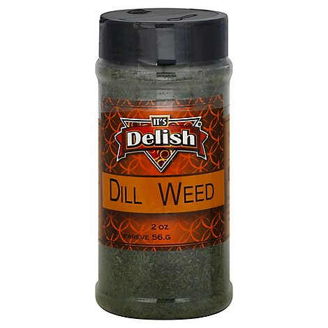 Its Delish Dill Weed - 2 Oz