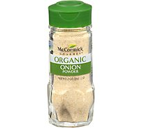McCormick Gourmet Organic Onion Powder - 2 Oz