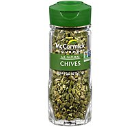 McCormick Gourmet All Natural Chives - 0.12 Oz