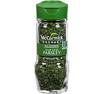 McCormick Gourmet All Natural Flat Leaf Parsley - 0.2 Oz