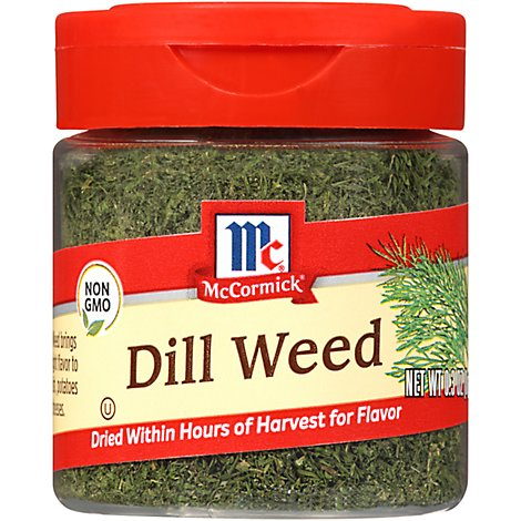 McCormick Dill Weed - 0.3 Oz