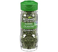 McCormick Gourmet All Natural Cilantro - 0.43 Oz
