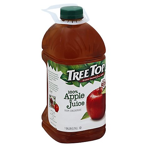 Tree Top Apple Juice - 128 Fl. Oz.