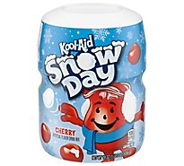 Kool-Aid Drink Mix Sweetened Cherry Makes 8 Quarts - 19 Oz