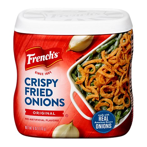 Frenchs Original Crispy Fried Onions - 6 OZ