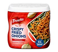 Frenchs Onions Crispy Fried Original - 6 Oz