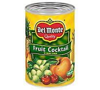 Del Monte Fruit Cocktail in Heavy Syrup - 15.25 Oz