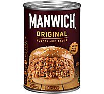Hunts Manwich Sloppy Joe Sauce Original - 15 Oz