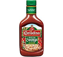 Contadina Pizza Sauce Pizza Squeeze - 15 Oz