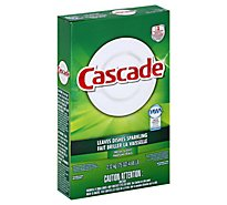 Cascade Dishwasher Detergent Powder Fresh Scent Box - 75 Oz