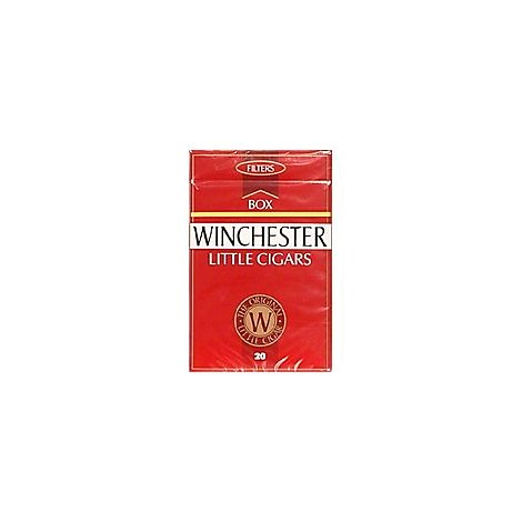 Winchester Little Cigars In A Box - 20 Count