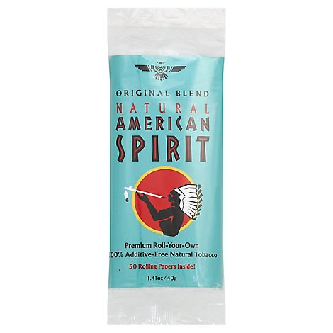 American Spirit Natural Roll-Your-Own Tobacco Pouch - 1.5 Oz